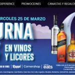 Gran Venta Nocturna Vinoteca 25 de marzo 2020