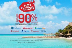 Ofertas Viva aerobús Hot Travel 2020