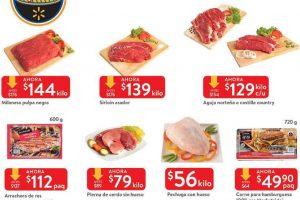 Ofertas Walmart en carnes, frutas y verduras 13 al 16 de marzo 2020