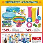 Folleto de ofertas Walmart Vacaciones del 13 al 31 de marzo 2020