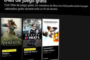 Días De Juegos Gratis con Xbox Live Gold del 12 al 16 de Marzo 2020