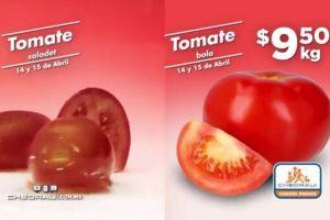 Frutas y Verduras Chedraui 14 y 15 de abril 2020