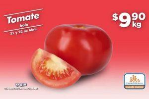 Frutas y Verduras Chedraui 21 y 22 de abril 2020