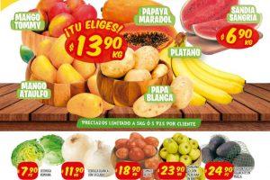 Frutas y Verduras Mi Tienda del Ahorro del 28 al 30 de abril 2020