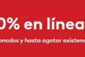 Promoción H&M Hasta 50% de descuento en artículos seleccionados