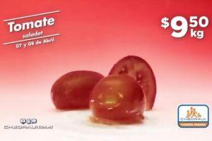 Frutas y Verduras Chedraui 7 y 8 de abril 2020