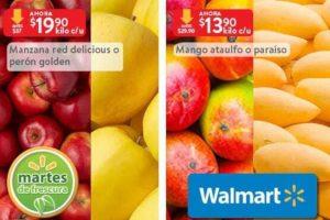 Folleto Martes de Frescura Walmart 28 de abril 2020