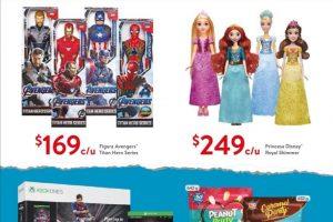 Folleto Walmart Juguetilandia Día del Niño 20 al 30 de abril 2020