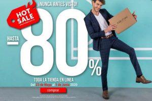 Ofertas Hot Sale Aldo Conti: 80% de descuento en toda la tienda