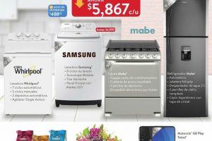 Folleto de ofertas Walmart Día de las Madres del 1 al 10 de mayo 2020