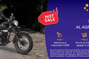 Ofertas Italika Hot Sale 2020: Cupones, descuentos, bonificaciones y MSI