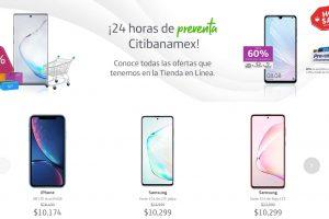 Promociones Movistar Hot Sale 2020: Hasta 60% de descuento en celulares