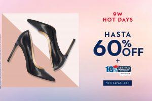 Promoción Nine West Hot Sale 2020: hasta 60% de descuento