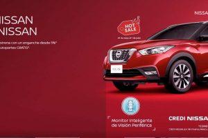 Nissan - Hot Sale 2020 / Mensualidades gratis y paga hasta diciembre