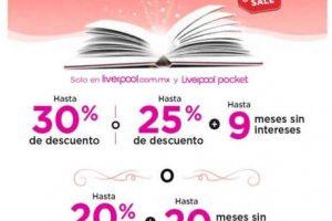 Promociones Liverpool Hot Sale 2020: hasta 30% de descuento + 20 msi