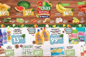 Folleto S-Mart frutas y verduras del 26 al 28 de mayo de 2020
