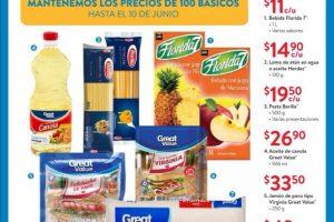 Walmart - Folleto Los Esenciales del 11 al 31 de Mayo 2020