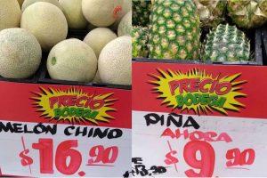 Folleto Bodega Aurrerá en frutas y verduras Tianguis de Mamá Lucha 24 al 28 de mayo 2020