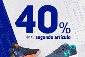 Dportenis: 40% en tu segundo artículo en tenis
