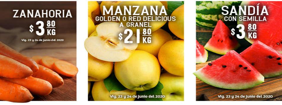 Ofertas Soriana Súper Martes y Miércoles del Campo 23 y 24 de junio 2020