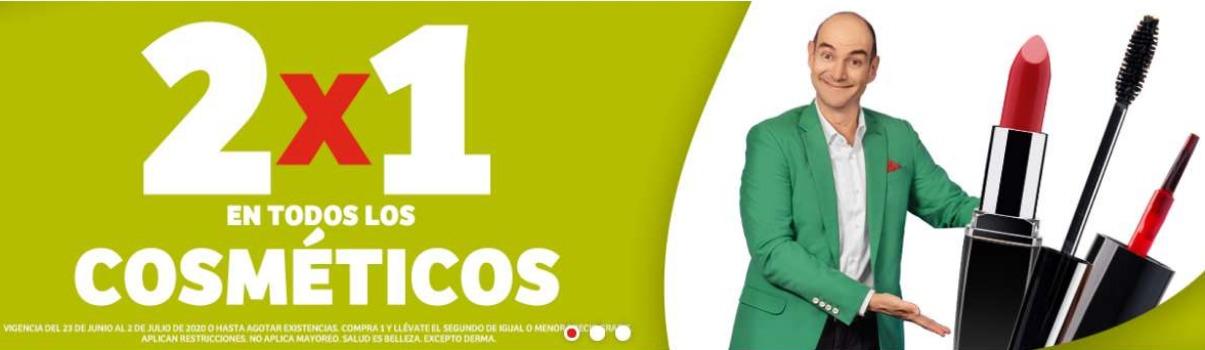 Soriana Julio Regalado 2020: 2×1 en todos los cosméticos