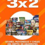 Temporada Naranja 2020: 3×2 en atún, mayonesa y chiles envasados