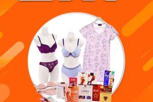 Temporada Naranja 2020: 2×1 en toda la lencería, corsetería, medias y ropa para dormir para damas