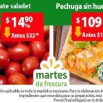 Ofertas Martes de Frescura Walmart 10 de junio 2020