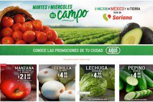 Ofertas Soriana Súper Martes y Miércoles del Campo 2 y 3 de junio 2020