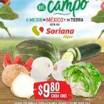 Ofertas Soriana Martes y Miércoles del Campo 16 y 17 de junio 2020