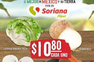 Folleto Soriana Martes y Miércoles del Campo 30 de junio y 1 de julio 2020