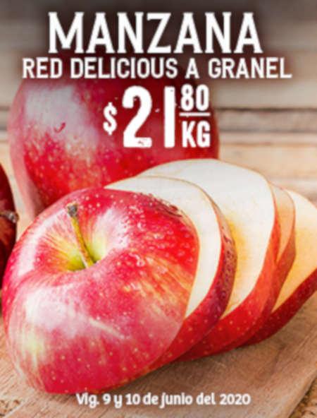 Frutas y Verduras Soriana Mercado del 9 al 11 de junio 2020