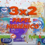 Temporada Naranja 2020 en La Comer: 3×2 en papel higiénico