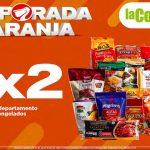 Folleto La Comer Temporada Naranja 2020 del 10 al 16 de julio