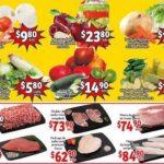 Folleto Soriana Mercado frutas y verduras del 14 al 16 de julio 2020