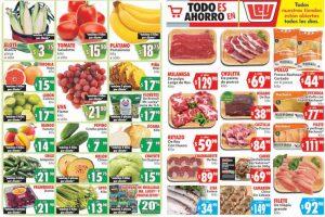 Folleto Casa Ley Frutas y Verduras 7 y 8 de julio de 2020