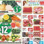 Folleto Casa Ley Frutas y Verduras 28 y 29 de julio 2020