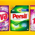 Consentidos Chedraui: 30% de descuento en detergentes en polvo Persil, Viva y 123