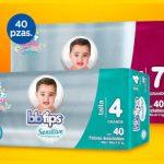 Los Consentidos Chedraui: 20% de descuento en pañales bbtips