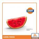 Ofertas Chedraui frutas y verduras del 3 al 5 de julio 2020