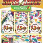 Bodega Aurrerá - Folleto de ofertas Super Listos del 15 al 29 de julio 2020