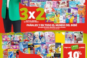 Soriana Mercado - Folleto Julio Regalado 2020 del 3 al 9 de julio
