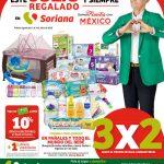 Soriana Híper - Folleto Julio Regalado 2020 del 3 al 9 de julio