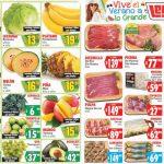 Folleto Casa Ley Frutas y Verduras 21 y 22 de julio de 2020