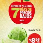 Folleto HEB frutas y verduras del 28 de julio al 3 de agosto de 2020