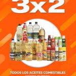 Temporada Naranja 2020: 3×2 en aceites comestibles