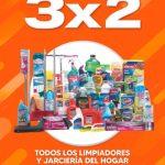Temporada Naranja 2020: 3×2 en todos los limpiadores y jarciería del hogar