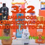 Temporada Naranja 2020: 3×2 en shampoos, acondicionadores y jabones de tocador