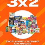 Temporada Naranja 2020: 3×2 en todo el alimento y accesorios para mascotas