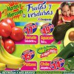 Folleto Super Guajardo Frutas y Verduras 28 y 29 de julio de 2020